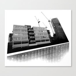 Modernity Lost Canvas Print