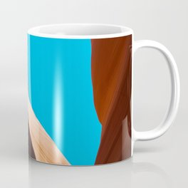 Curves of the Valley Coffee Mug