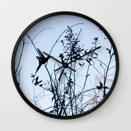 Birds from Pantanal Wall Clock