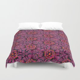 Plum Duvet Cover