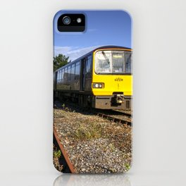 Maltings Pacer iPhone Case