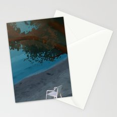Loneliness By The Water Stationery Cards