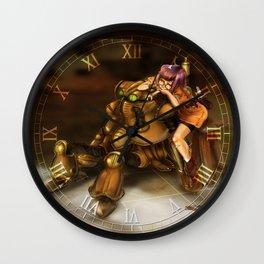 Chrono Clock Wall Clock
