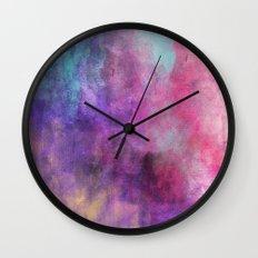 SPRING PAINTING Wall Clock
