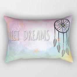 Sweet Dreams Dreamcatcher Rectangular Pillow
