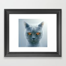 Diesel Illusion Framed Art Print