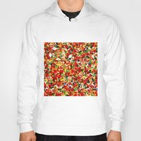 candy Hoodies featuring candy by bugo
