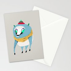 Bear with Hat Stationery Cards