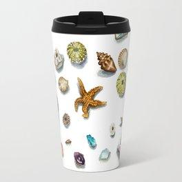 Beach Treasure Travel Mug