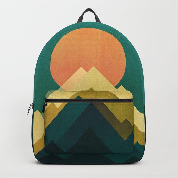 Gold Peak Backpack