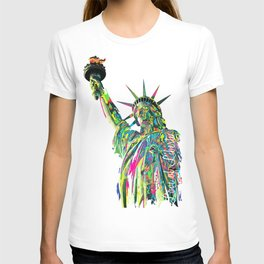 love of liberty T-shirt