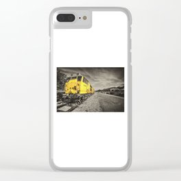 Class 31 at Exeter Riverside Clear iPhone Case