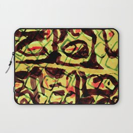 Passing Thoughts ~ Fear Of The Unknown Laptop Sleeve