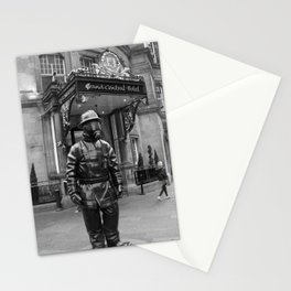 Gas Central Stationery Cards