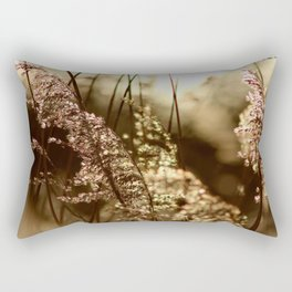 Blowing in the Breeze Rectangular Pillow