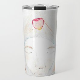 Let Your Worries Down the Drain Travel Mug