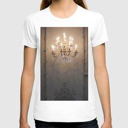 Luxury Wall Chandelier T-shirt