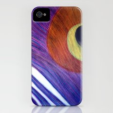 Peacock iPhone (4, 4s) Slim Case