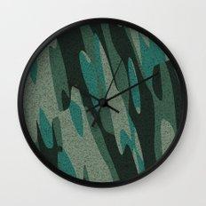 Turqcamo Wall Clock