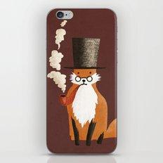 Fancy Fox iPhone & iPod Skin