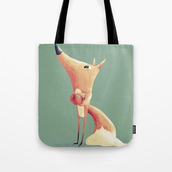 Freddie the Fox Tote Bag