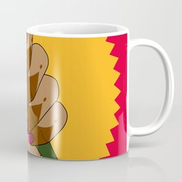 Henna Power Coffee Mug