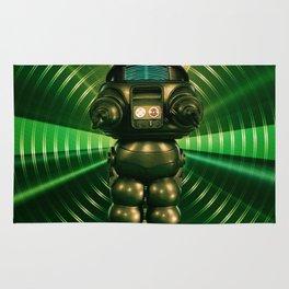 Robbie The Robot - Forbidden Planet Rug
