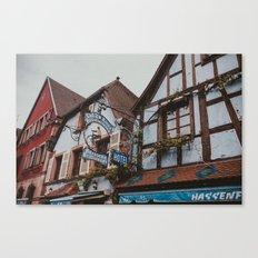 Chez Roger Canvas Print