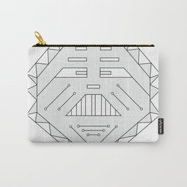 Robot technology #society6 #decor #buyart #artprint Carry-All Pouch