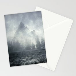 guardians of lonely mountain Stationery Cards