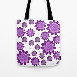 Flower pattern 5 Tote Bag