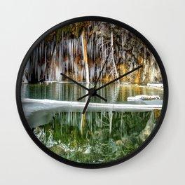 A Serene Chill Wall Clock