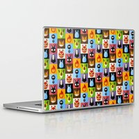 miyazaki Laptop & iPad Skins featuring Miyazaki's by badOdds