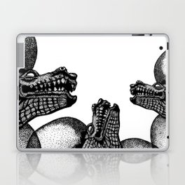 The Birth of Dragon Laptop & iPad Skin