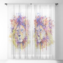The New King Sheer Curtain