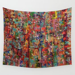 Color 31 Wall Tapestry