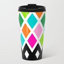 DIAMOND - Black Travel Mug