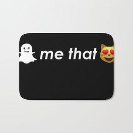 Snapchat me that pussy Bath Mat