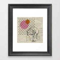 HotDot Squared Framed Art Print