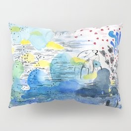 They lived lives no one had dreamt of Pillow Sham