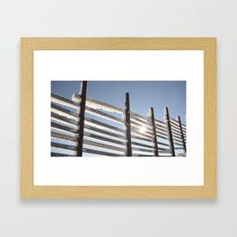 Cardrona Alpine Resort Framed Art Print