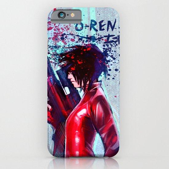 O-Ren Ishii iPhone & iPod Case