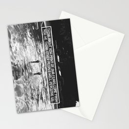 Fear of Perception Stationery Cards