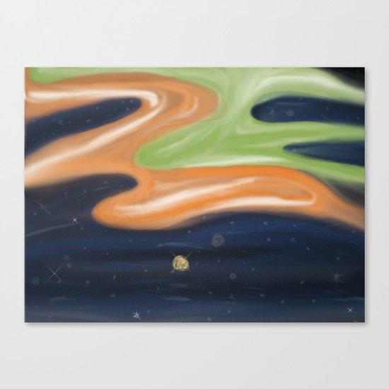 AB Canvas Print