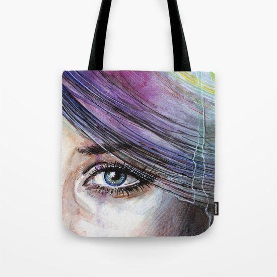 Beautiful Eyes Tote Bag