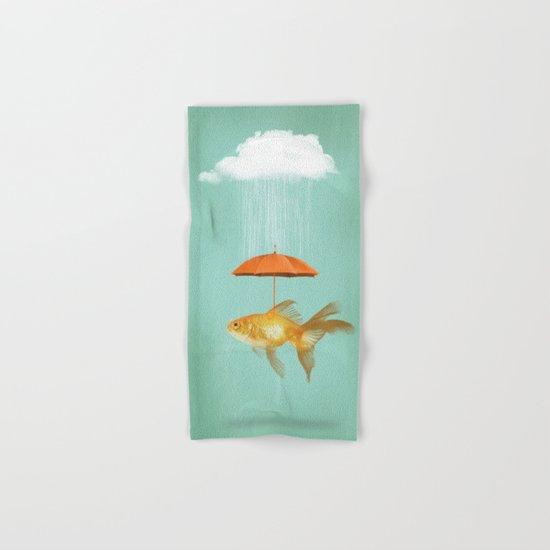 Fish Cover II Hand & Bath Towel