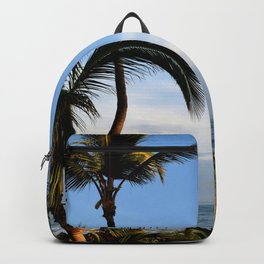 Photo 52 Palm Trees Backpack