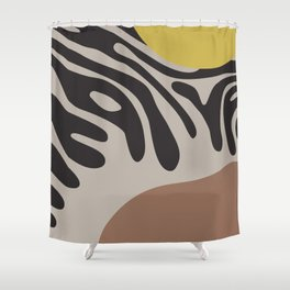 Dukah Shower Curtain
