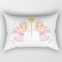 Gemini zodiac sign Rectangular Pillow