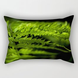 Fern #2 Rectangular Pillow